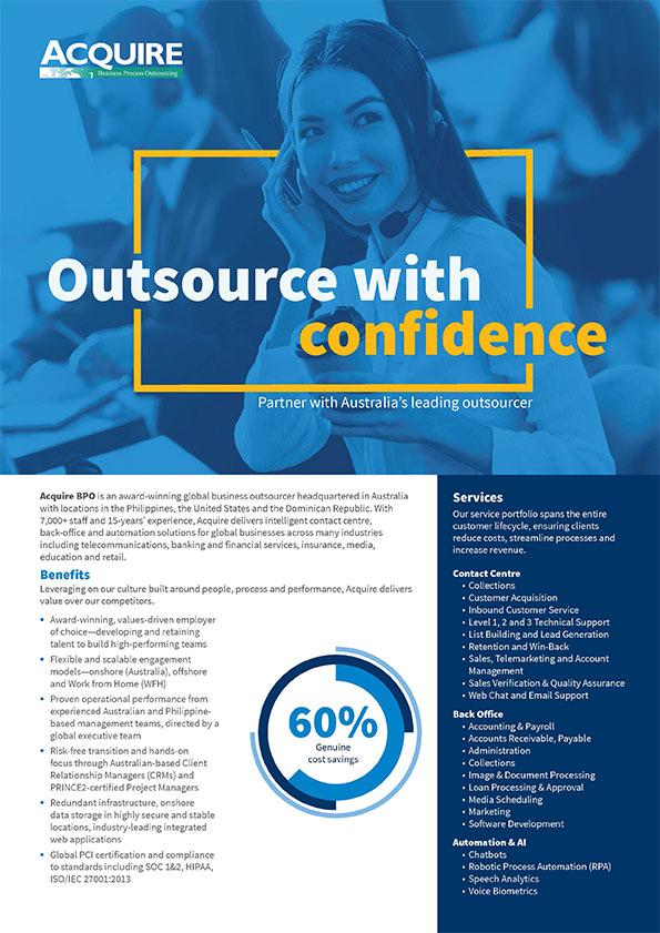 Acquire BPO corporate primer