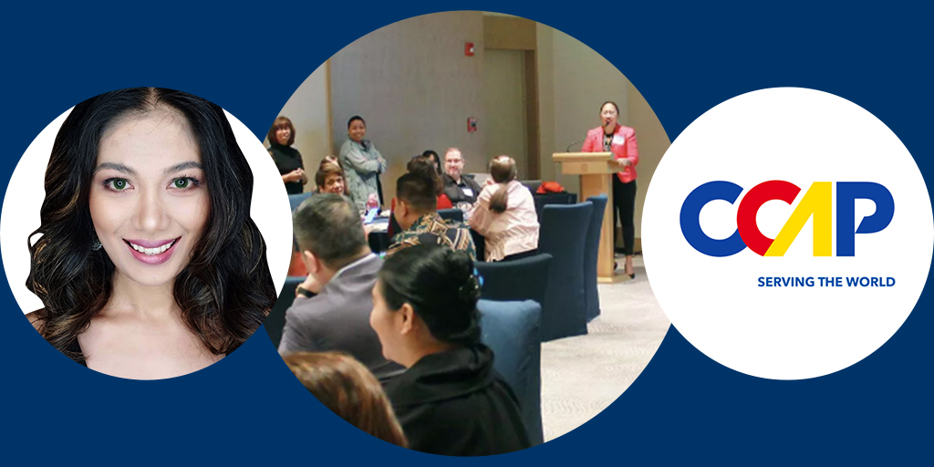 Acquire BPO's Ivy Paraluman De Borja joins the CCAP HR Council