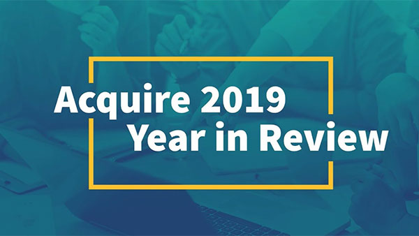 Acquire-2019-Year-in-Review